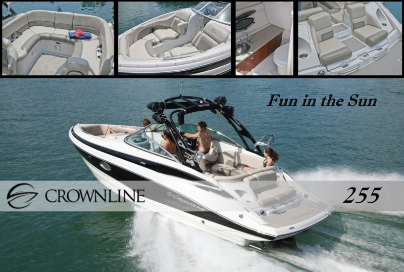 Crownline 255SS