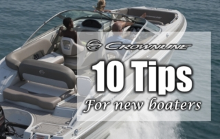 New Boating Tips - Crownline