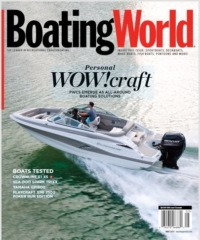 Boating World - Crownline E1XS Test Review
