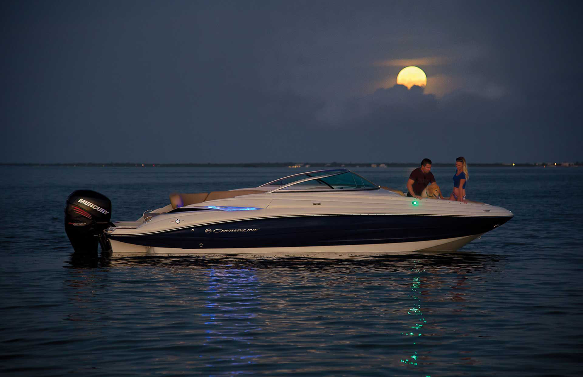 home crownline boats