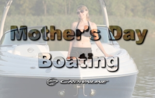 Mother's Day Boating