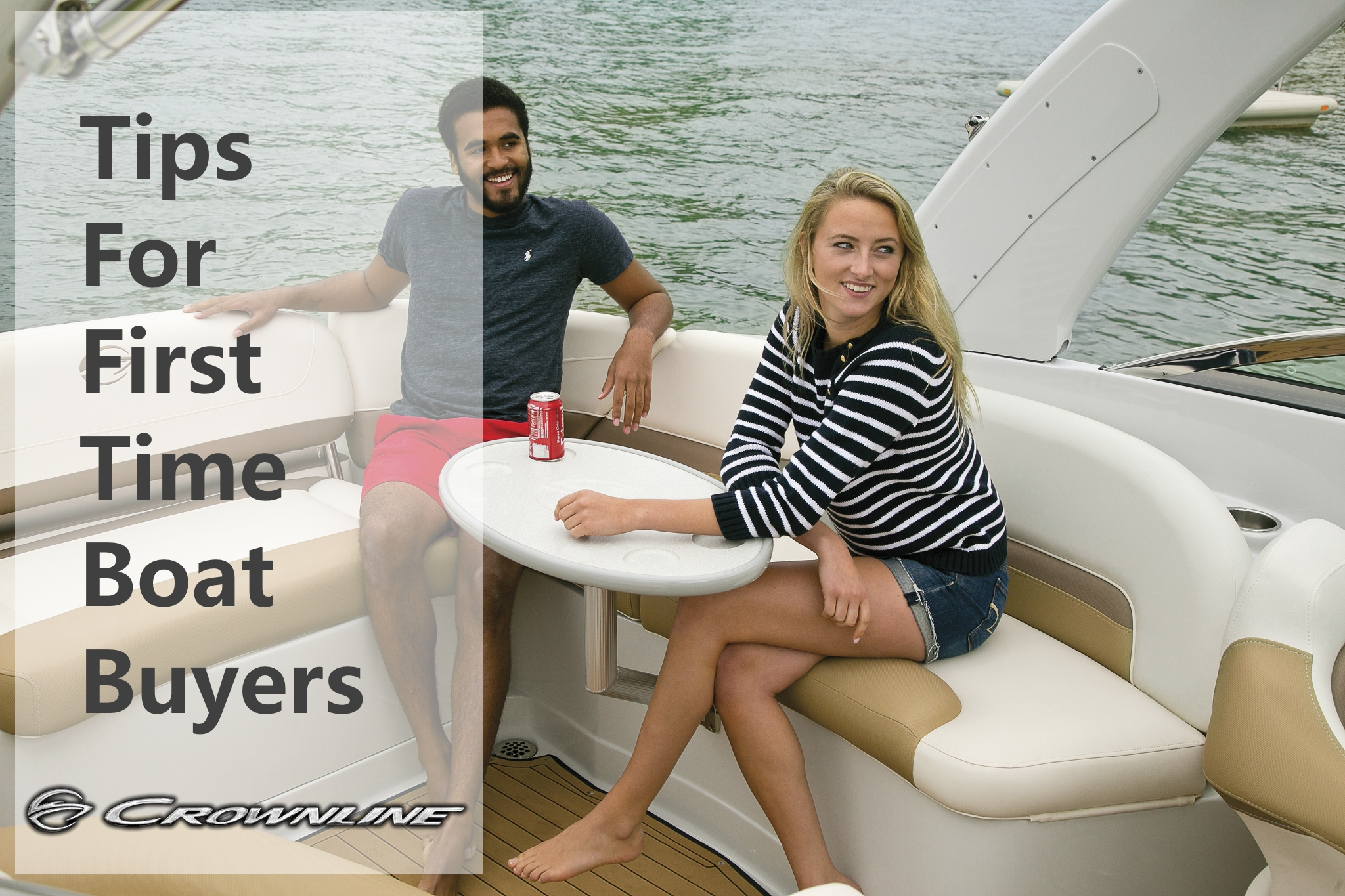 Crownline - First Time Boat Buyers