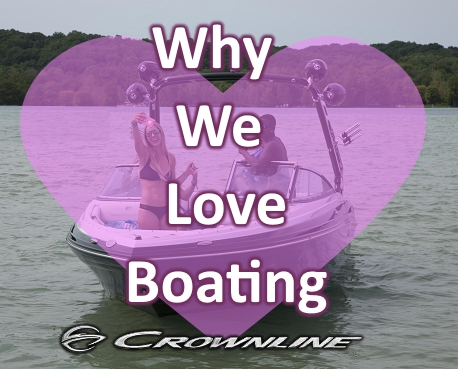 Boating Love