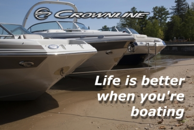 Crownline Boating - Candlewood Lake