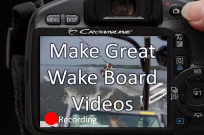 WakeBoard Videos - Crownline