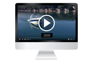 Crownline 255SS Video