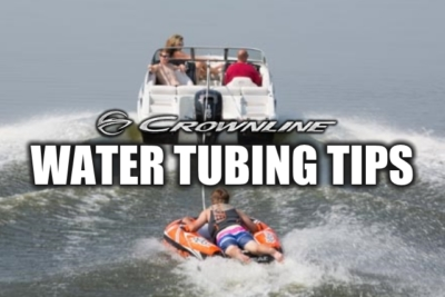 WaterTubing Tips - Crownline