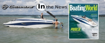 Boating World E25 May 2018