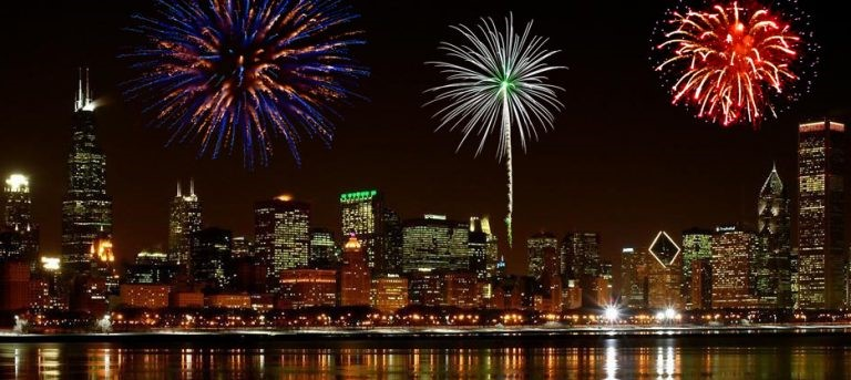 chicago fire works