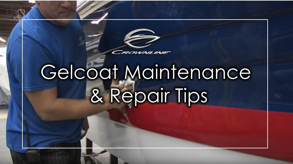Gelcoat Repair Blog