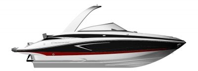Crownline 265ss Drawing