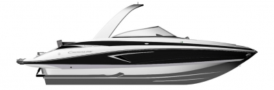 Crownline 290ss Drawing