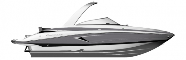 Crownline 280ss Drawing