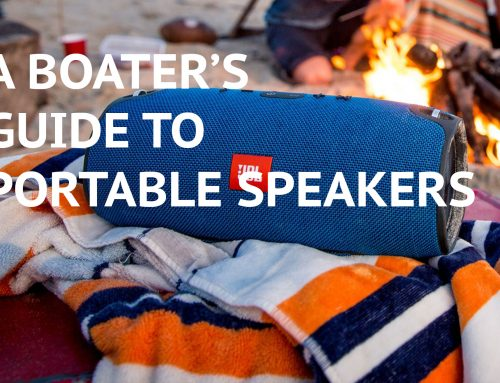 A Boater's Guide to Portable Speakers